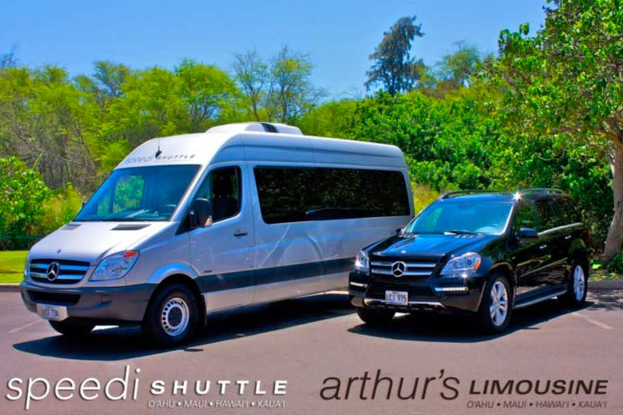 Hawaii Airport Shuttle and Tours