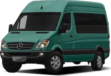 SpeediShuttle uses Mercedes-Benz Sprinter Shuttle Vans.  Mercedes-Benz vehicles have always been synonymous with innovative technology, safety, quality, comfort, and longevity.  Another reason SpeediShuttle offers the safest shuttle in the world